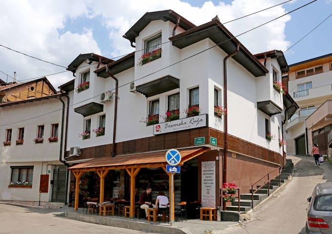 Hotel Bosanska Ruza