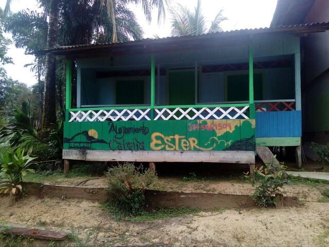 Alojamiento Ecológico Ester - La Barra