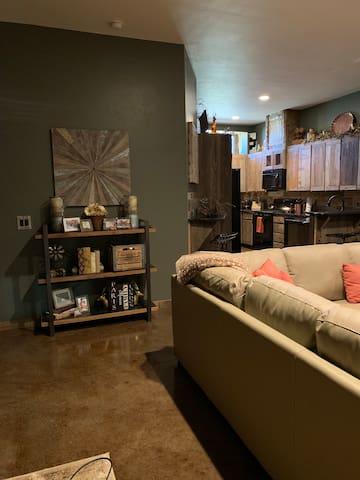 Living Room hallway