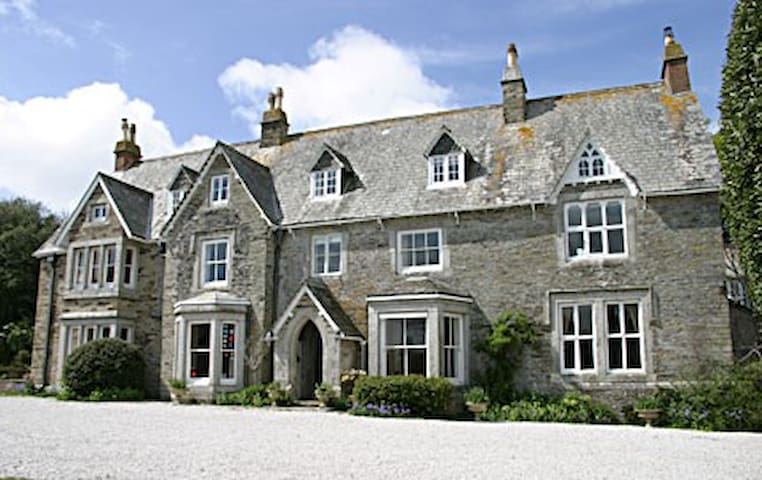 Molesworth Manor Near Padstow Boutique Hotels For In Little Petherick England United Kingdom