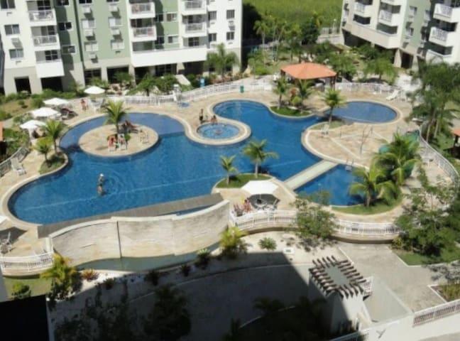 Apartamento Barra da Tijuca (Rio centro)