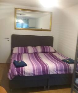 Maharaa  Unterkunft * Blaue Zimmer*