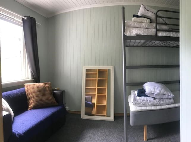 Luren room in Mosby, Kristiansand