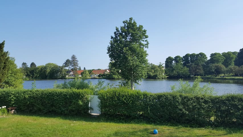 Super hyggelig bolig i København - Hellerup - Hus