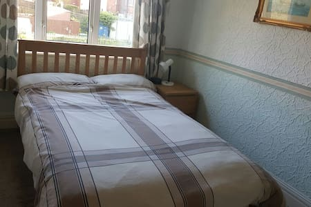 Double room in very quiet street. - Gateshead