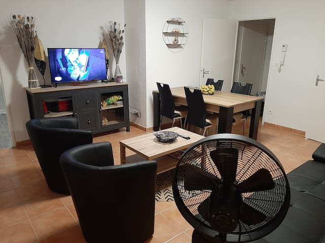 Bel appartement Carcassonne à 5 minutes