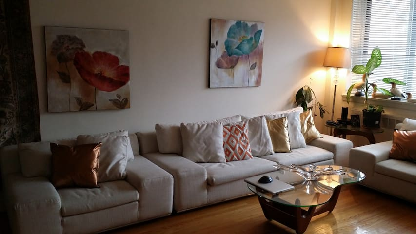 COZY APARTMENT CLOSE TO AIRPORT AND DOWNTOWN - Mount Royal