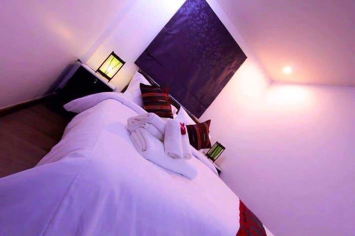 Magic thai lanna - queen bed 2 - Chiangmai - Rivitalo