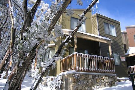 Mt Buller  2 Storey Alpine Cabin - Mount Buller - Casa