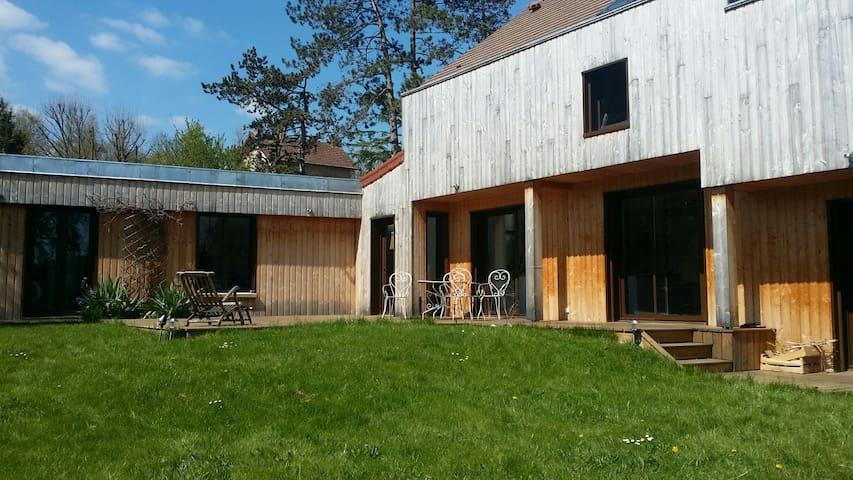 grande maison en bois - Maule - Talo