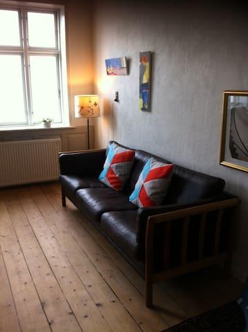 Udsigtslejlighed i Købmandsgård - Løgstør - Leilighet