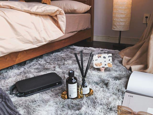 1  BedRoom in Marvelous Apartment-CBD/Metro