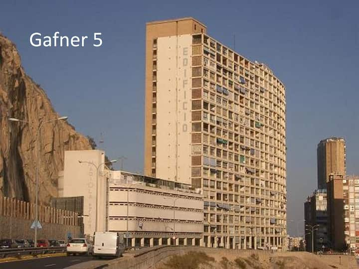 Apartamento Gafner 5 bajo (Playa Albufera)