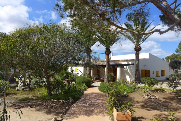 Casa Prins Villa con grande giardino