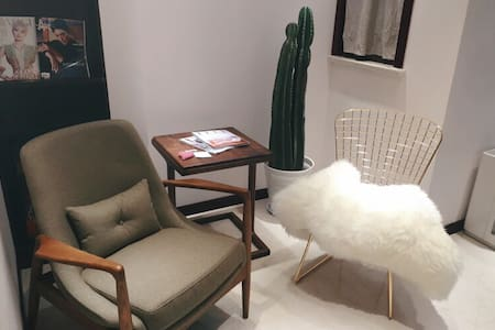 【Nordic Plato】Downtown Luxury Flat near Metro 2 - 上海
