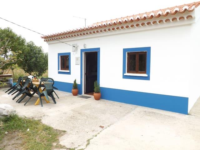 Casa  Piedade - Praia e campo - Rogil - Дом