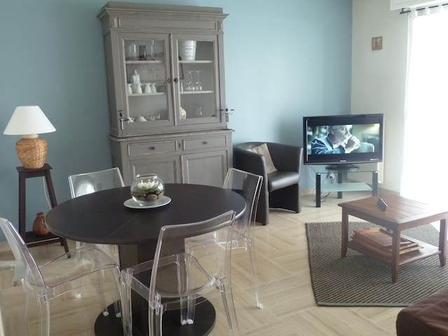 ★ Bright apartment at the heart of Antibes