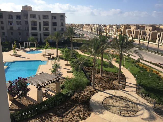 2 BD Apartment at Marassi - Sidi abdelrahman - Apartament