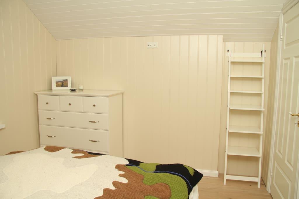 Drawer in bedroom upstairs