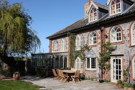Beautiful cottage in superb coastal location for 4 - Morston - Casa