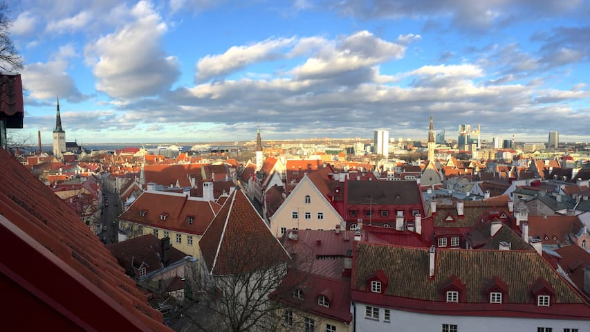 Pädaste Owners' Suite on Toompea Hill in Tallinn