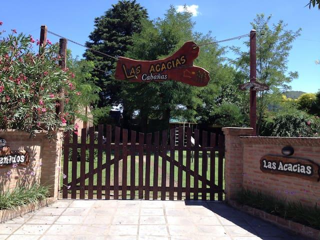 Cabañas ¨Las Acacias¨ - Santa Rosa de Calamuchita