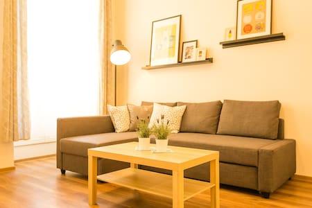 cozy design family private apartment (Sweet Praha) - Prag - Wohnung