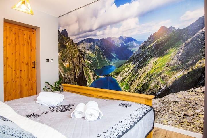 Morskie Oko - apartament z Sauną