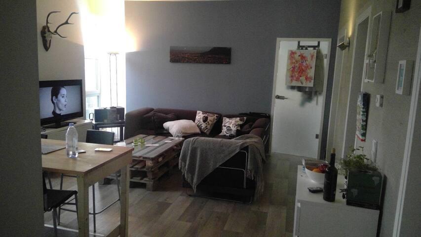 Bright  14qm room in Ehrenfeld - Colonia - Pis