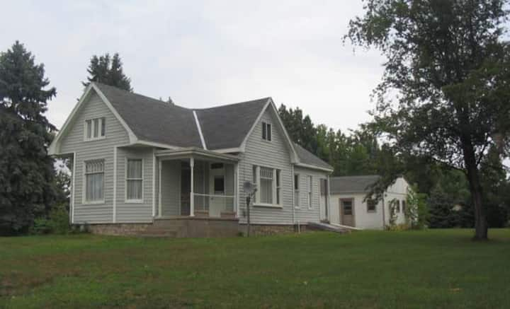 Our Nauvoo Home - family gathering place