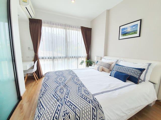 ❤ Modern Thai Style Bed Room ❤