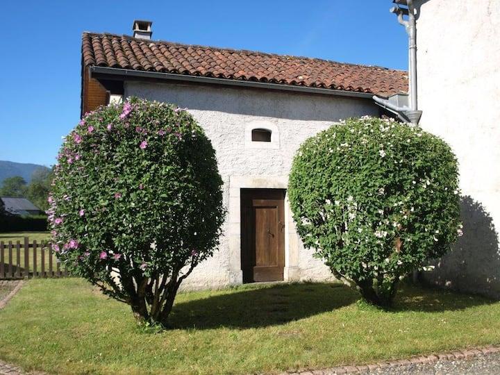 Maison indépendante sur le piémont pyrénéen