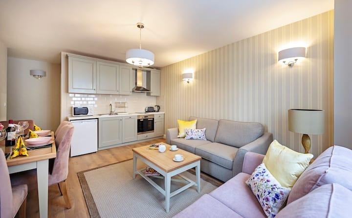 5* style, 2-bedroom ski apartment in Predela LUX