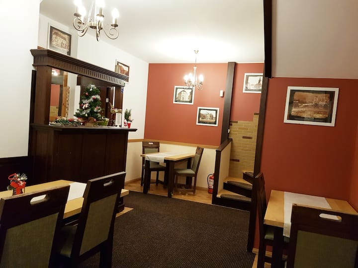 CASA MATEI Brasov, a cosy accomodation