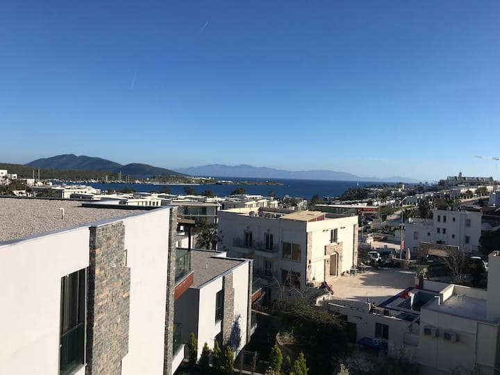 New renovated apartment in Gümbet