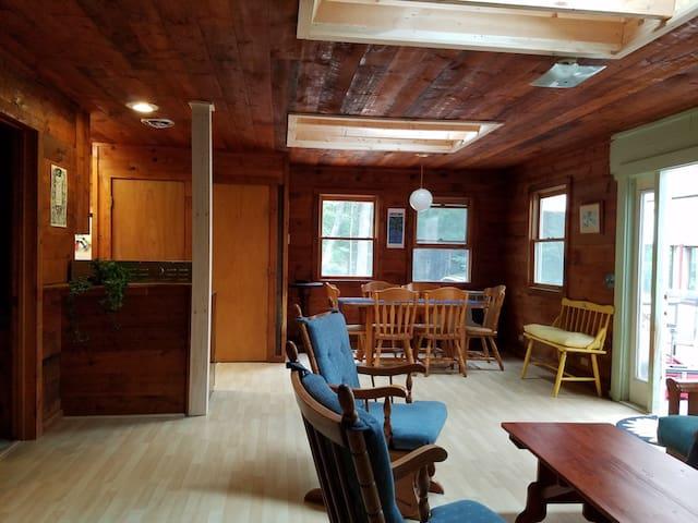 Porcupine Cottage - Sullivan - Huis