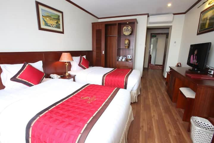 Friendly Double Or Twin Executive At Hanoi