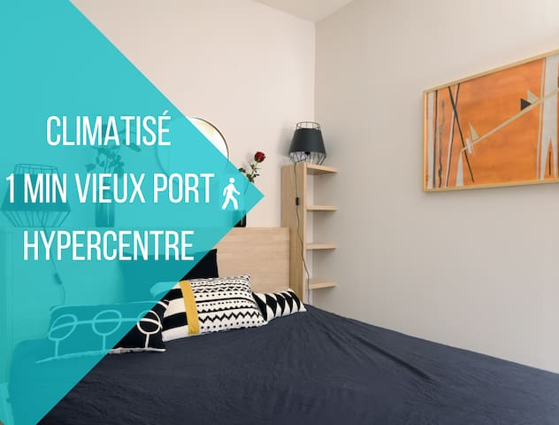 NEW! 4 COSY ROOM DOWNTOWN