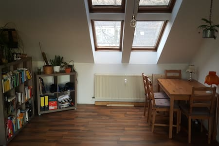 Cozy, bright and central 2 room apartment - Hamburg - Byt