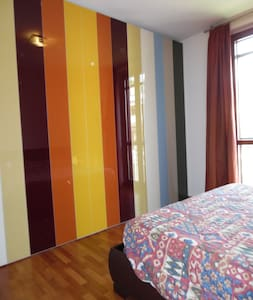 Modern and quiet apartment just outside Milan - Bareggio - Apartment
