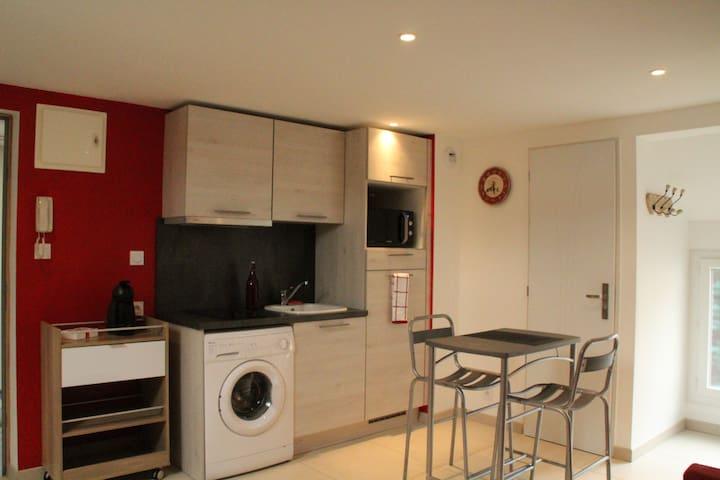 LA COLOMBINE N°5 - Sainte-Colombe - Apartment