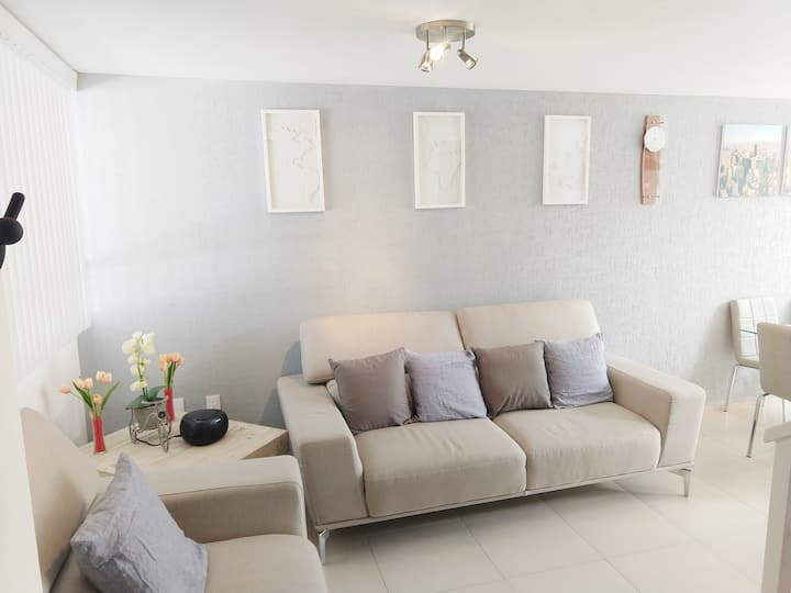 Casa Bonita a 10 min del Aeropuerto de Toluca