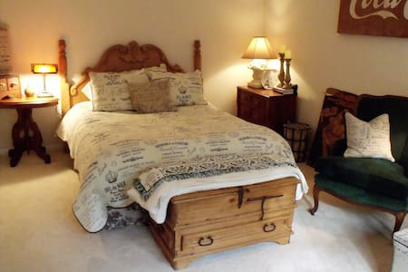 Suite treat - Two stylish Guest Rooms