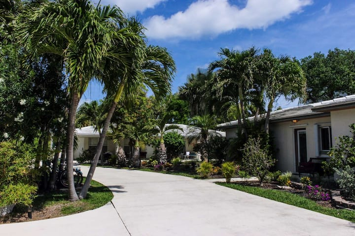 Southwind 3 - Steps to Sandy Beach/King Studio/Pool/Tropical Breezes & Fun/Walk to Marina & Shops