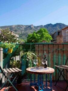 Casita Sant Onofre - lovely views and character - Palau-saverdera