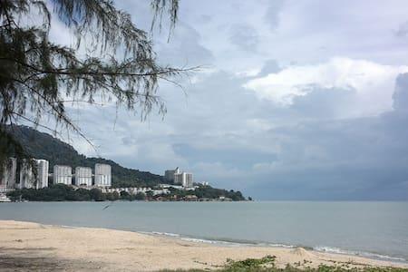 Penang Nagisa Homestay D Queen Size incl Wifi & AC - Tanjung Bungah