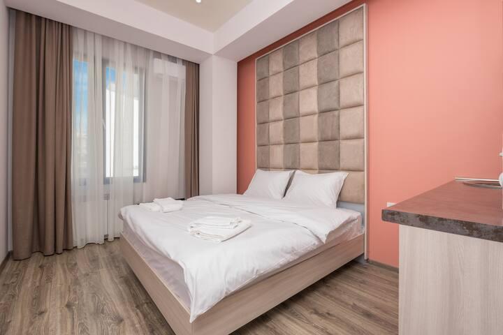 Double room in Stay Inn Republic Hotel 12/6-6