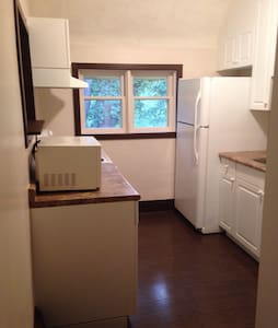 Charming bachelor apartment with complete kitchen. - Brandon