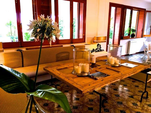 Villa Ginevra 30mt. FROM THE BEACH - Fontane Bianche - Villa
