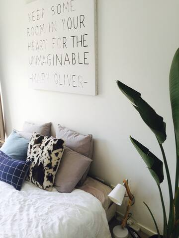 Aprtmnt in the middle of culture - Fortitude Valley - Apartamento